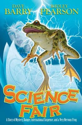 Book cover: Science Fair by Dave Barry and Ridley Pearson