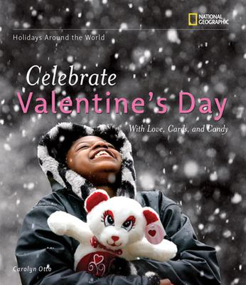 Celebrate Valentine's Day book cover