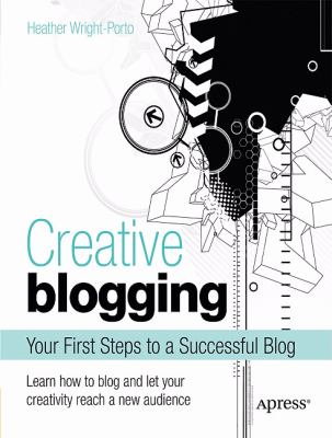 Book cover: Creative Blogging
