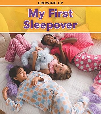 Book cover: My first sleepover