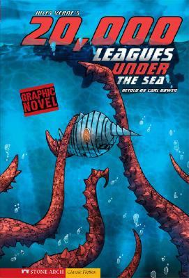 Jules Verne's 20,000 leagues under the sea  - retold by Carl Bowen (2008)