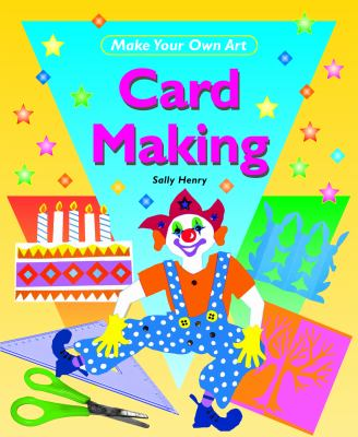 Book Cover: Card Making by Sally Henry