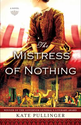 Book cover of The Mistress of Nothing