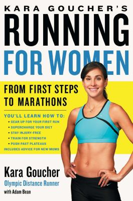 Cover of Kara Goucher's Running for Women