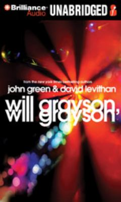 Cover  of Will Grayson Will Grayson