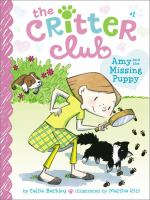 Book cover: Amy and the Missing Puppy?