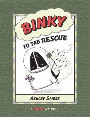 Binky to the Rescue book Cover