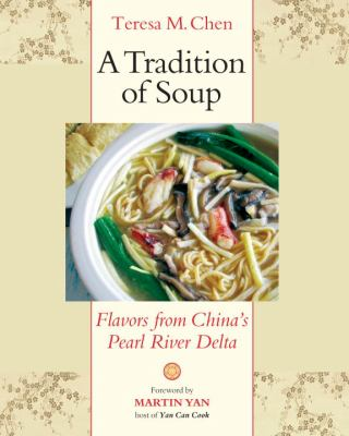 Book cover of A Tradition of Soup