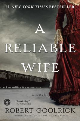 Book cover of A Reliable Wife