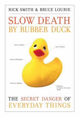 Book cover of Slow Death by Rubber Duck