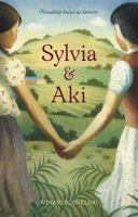 Sylvia and Aki book cover
