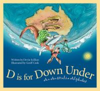 D is for Down Under cover