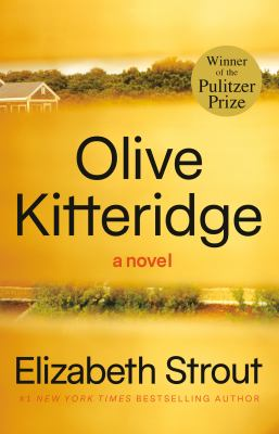 Book cover of Olive Kitteridge
