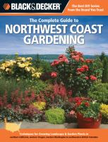 Cover of The Complete Guide to Northwest Coast Gardening