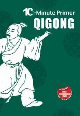 Book cover of Qigong Quan: 10-minute primer