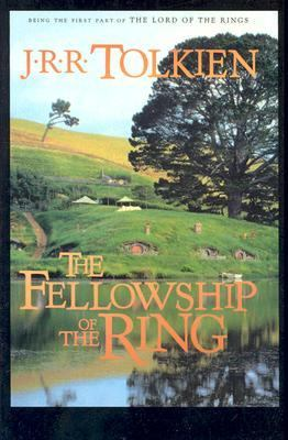 The fellowship of the ring: being the first part of The Lord of the Rings by J.R.R. Tolkien, 1954