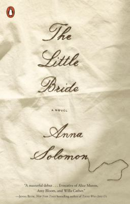 book cover: the little bride