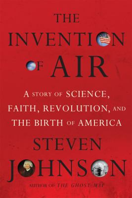 Book cover of The Invention of Air