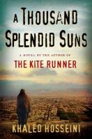 Cover of A Thousand Splendid Suns