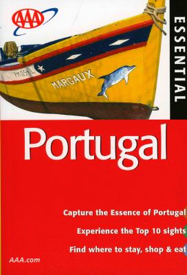 Book cover: AAA essential Portugal