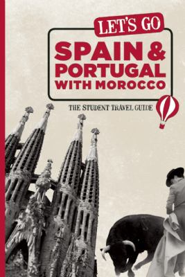Book cover: Let's Go Spain and Portugal