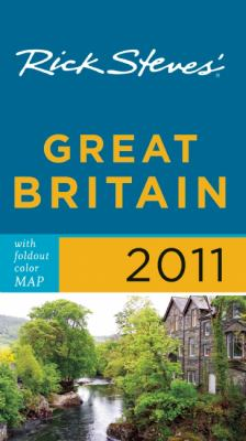 Book cover: Rick Steves' Great Britain