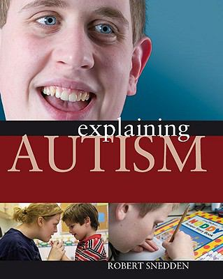 Cover of Explaining Autism