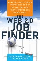 "Cover from ""The Web 2.0 Job Finder."""