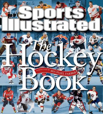 Cover of The Hockey Book by Sports Illustrated