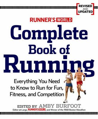 Cover of Complete Book of Running