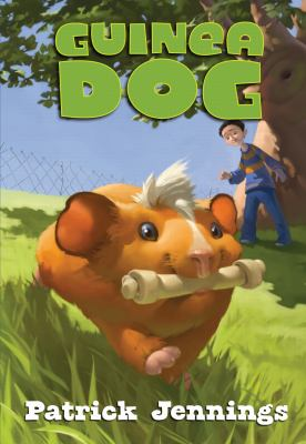 Book cover of Guinea Dog