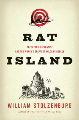 Book cover of Rat Island