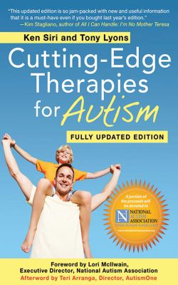Cover of Cutting-Edge Therapies for Autism