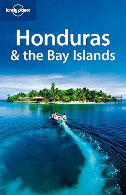 Book cover: Lonely Planet Honduras