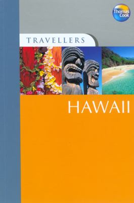 Book cover: Travellers Hawaii