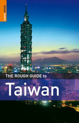 Cover of The Rough Guide to Taiwan