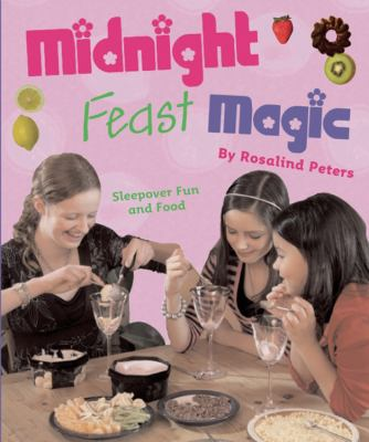 Book cover: Midnight Feast Magic