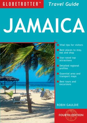 Book cover: Globetrotter Jamaica