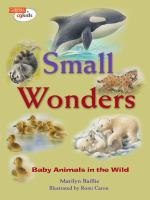 Small Wonders: Baby Animals of the Wild