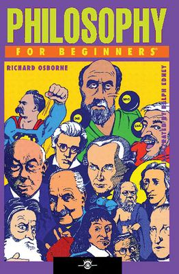 Book cover of Philosophy for Beginners