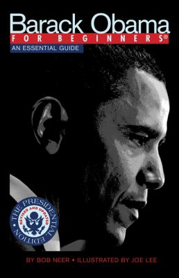 Book cover of Barack Obama for Beginners