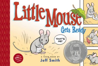 Little Mouse gets ready by Jeff Smith, 2009