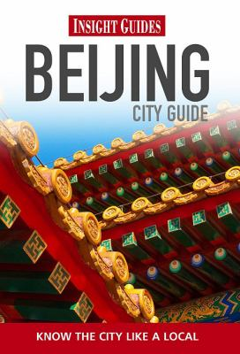 Book cover: Insight Guides Beijing