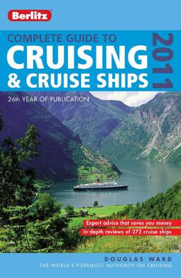 Book cover: Berlitz Complete Cruising and Cruise Ships