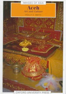 Book cover of Aceh, Art and Culture