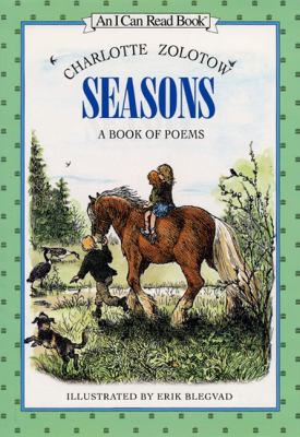 Details about The Seasons: a book of poems