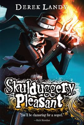 Details about Skulduggery Pleasant