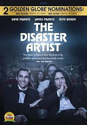 Details about The Disaster Artist (videorecording)