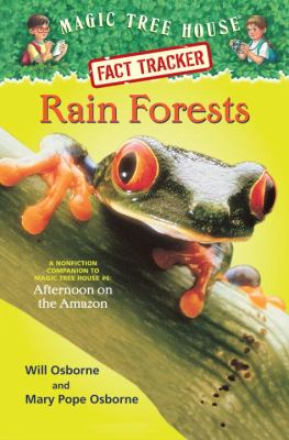 Details about Rain Forests: A Nonfiction Companion to Afternoon on the Amazon
