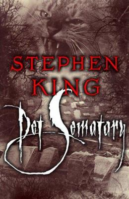 Details about Pet Sematary